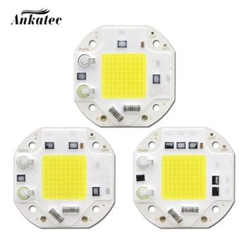 цена на AC110-220V High Power LED COB Chip Diode Lamp 20W 30W 50W Cool white Warm White LED Matrix For DIY Outdoor Floodlight Spot Light