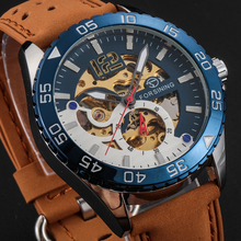 Top Brand Men Watches Automatic Mechanic