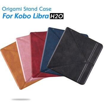 BOZHUORUI Case for Kobo Libra H2O 7