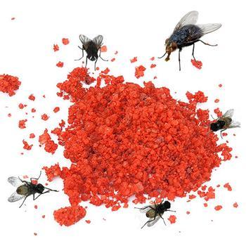 10 paczek Fly zabójcza przynęta w proszku Anti Flies odstraszacz Mosquito Flies Killer insektycyd zwalczanie szkodników dla pułapka na muchy tanie i dobre opinie JYCYYE 200-300 ㎡ Proszek