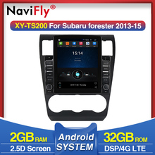 """4G LTE 9.7"""" Android Car Multimedia Radio Auto For Subaru Forester XV WRX 2012 2013 2014 2015 Stereo GPS Navigation Video Player"""