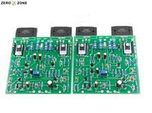 GZLOZONE HiFi UK NAIM NAP180 75W+75W Power Amplifier Dual Channel Kit Finished Board  (2 Channel Amp Kit)