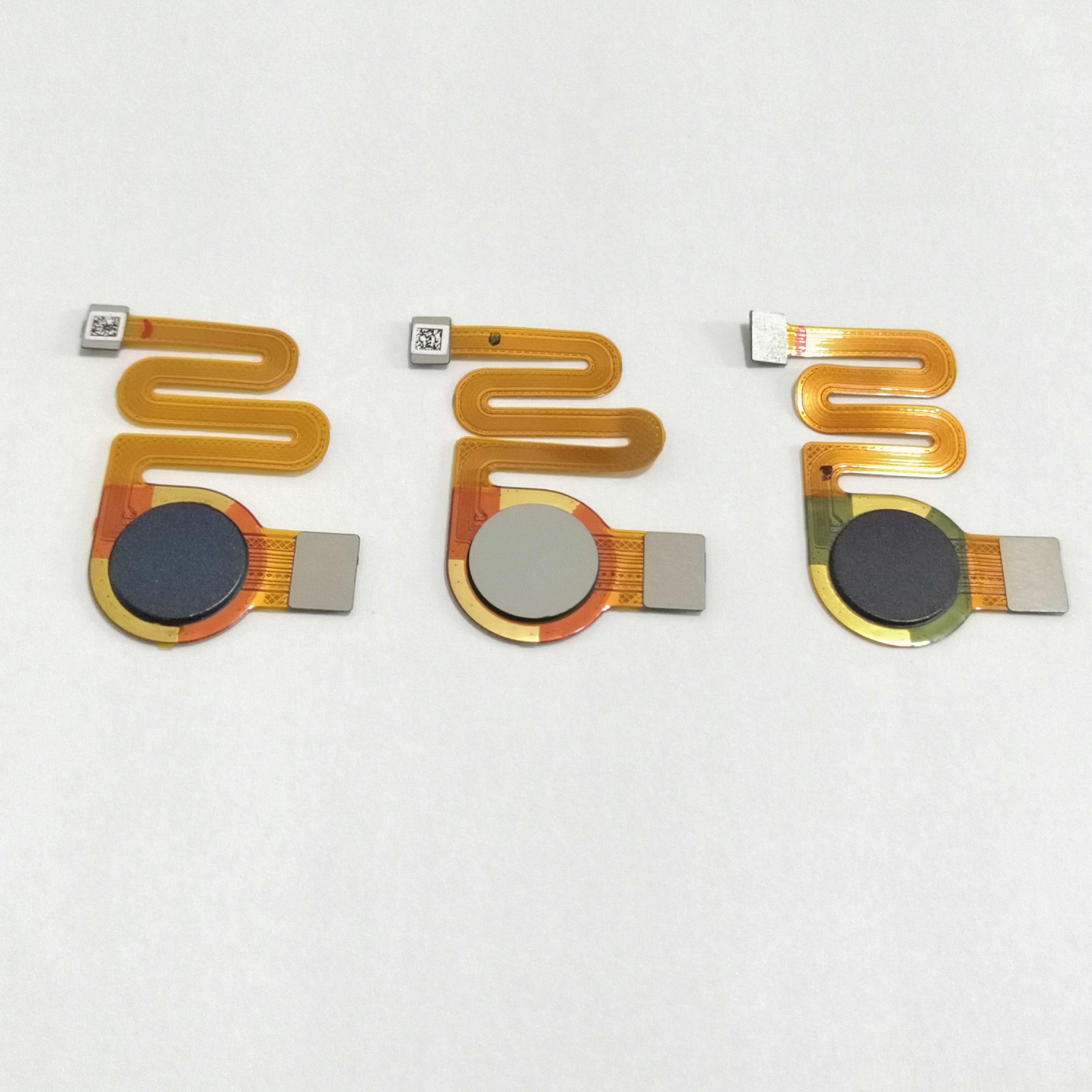 Touch ID Fingerprint Sensor Scanner Home Return Key Menu Button Flex Cable Ribbon For ZTE V9 V9 Vita