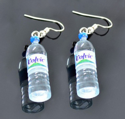 Bottle Earrings 1