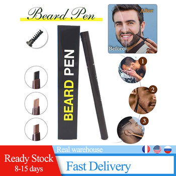 Barber Pen Beard Contour Shape Pencil for Men Dual End Beard Shaping Pen