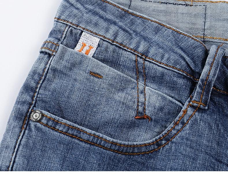 KSTUN Fashion Biker Jeans Men New Design Ultrathin destroyed Man Rip Jean Slim Fit Hiphop Stretch Blue Casual Denim Pants High Quality 15