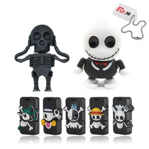 Image 5 - Funny USB Flash Drives Skull Skeleton Pendrives 32GB 4GB 8GB 16GB Pen Drive Personalized Memory Stick I Flashdisk Creative Gifts