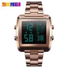 Часы skmei женские цифровые спортивные электронные модные светодиодные