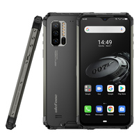Ulefone Armor 7E Global Version Rugged Phone Helio P90 128G 48MP Camera Smartphone 2.4G/5G WiFi Waterproof IP68 Android 10.0 NFC