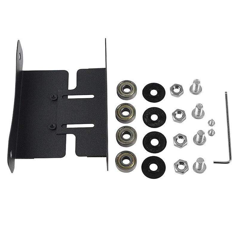 3D Drucker Teil Tabletop Verbrauchs PLA Halterung FDM Material Regale Liefert Festen Sitz Draht Rahmen Einstellbare Aluminium für CR-