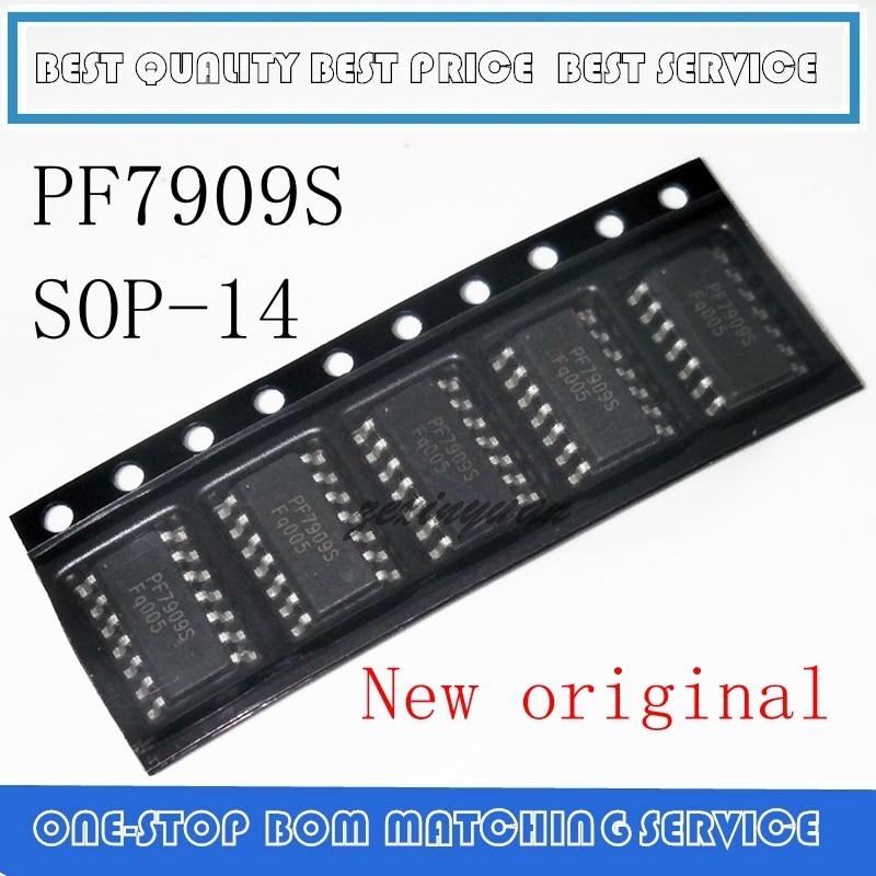 2PCS~10PCS PF7909S PF7909 SOP-14 New Original
