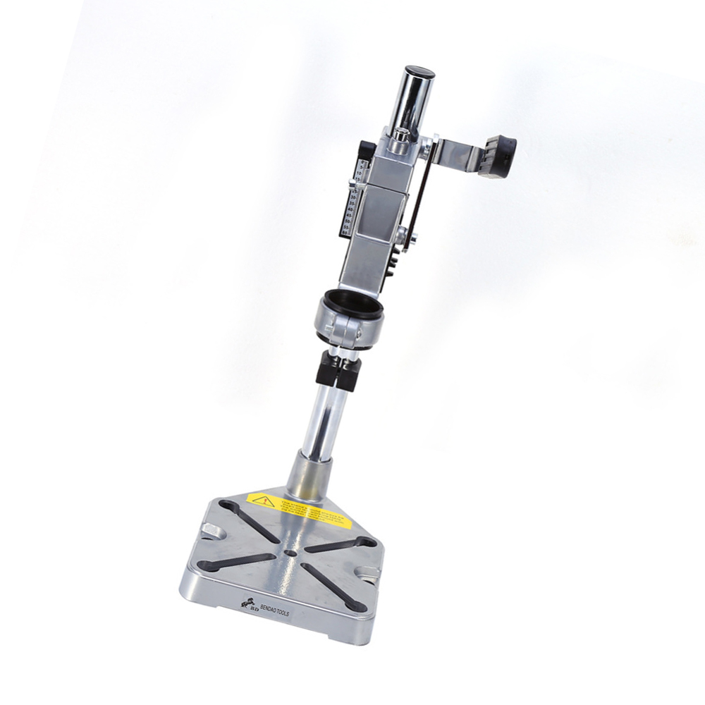 Durable And Reliable Bracket Drill Holder Bench Hand To Micro Power Tools Equipment Aluminum