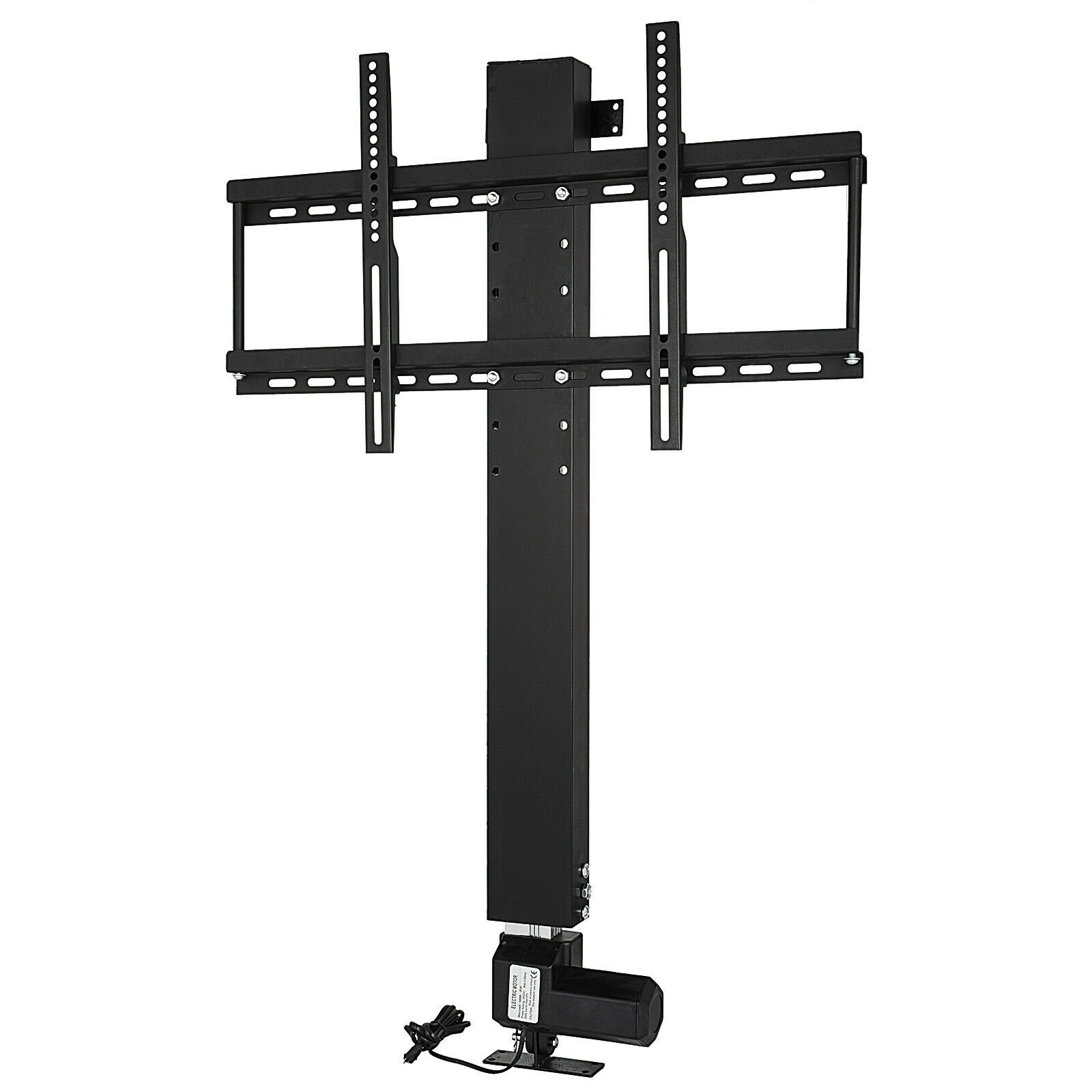 Electric Motorized TV Lift Stand For 26-60
