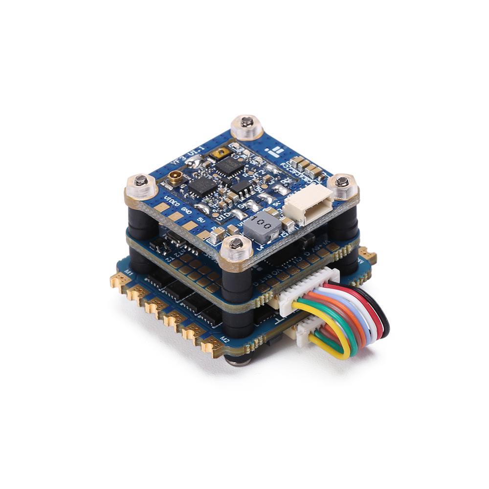 IFlight SucceX-E Mini F4 35A 2-6S Stapel (MPU6000) mit SucceX-E mini F4 FC/SucceX-E mini 35A ESC/SucceX mini 300mW VTX für FPV