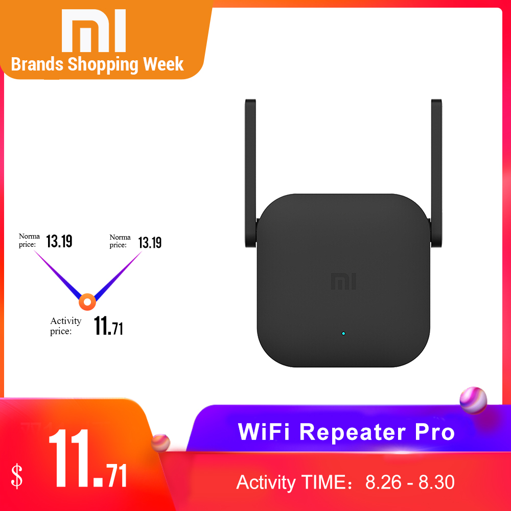 Xiaomi 300M Amplifier Pro WiFi Repeater Network Expander
