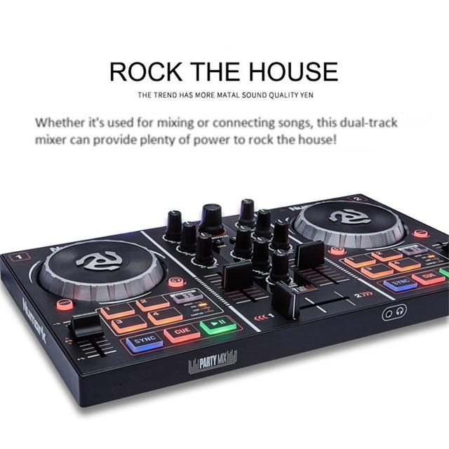 Professional Beginners DJ Controller