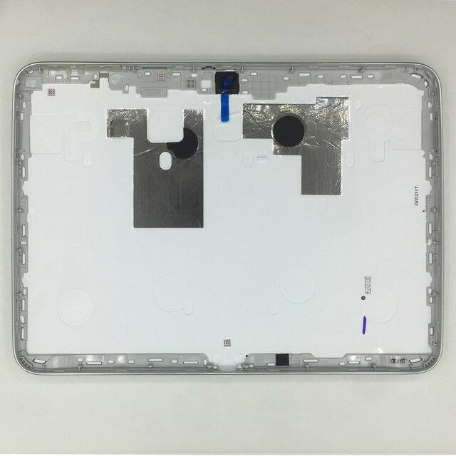 Оригинальный чехол для планшета Samsung Galaxy Tab 3 10,1 P5200 P5210 P5220, корпус для телефона с рамкой, задняя панель, крышка двери + Инструменты