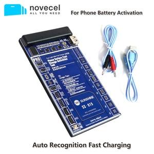 Универсальная плата для активации аккумулятора с USB-кабелем для iPhone, Samsung, Android, HTC, HUAWEI, XIAOMI