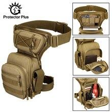 Men Leg Bag Thigh Bag Utility Belt Waist Pack Pouch Adjustab