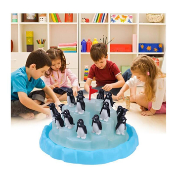 Iceberg Penguin Classics juego de mesa entretenimiento juegos de fiesta familiar divertido...