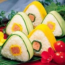 Mold Sushi-Tools Bento-Press-Maker Kitchen-Gadgets Onigiri-Rice-Ball 2pcs/1set