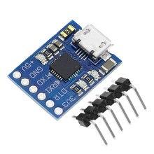 CJMCU – Module MICRO USB vers UART TTL, convertisseur de série 6 broches, remplace FT232, nouveau pour arduino, CP2102