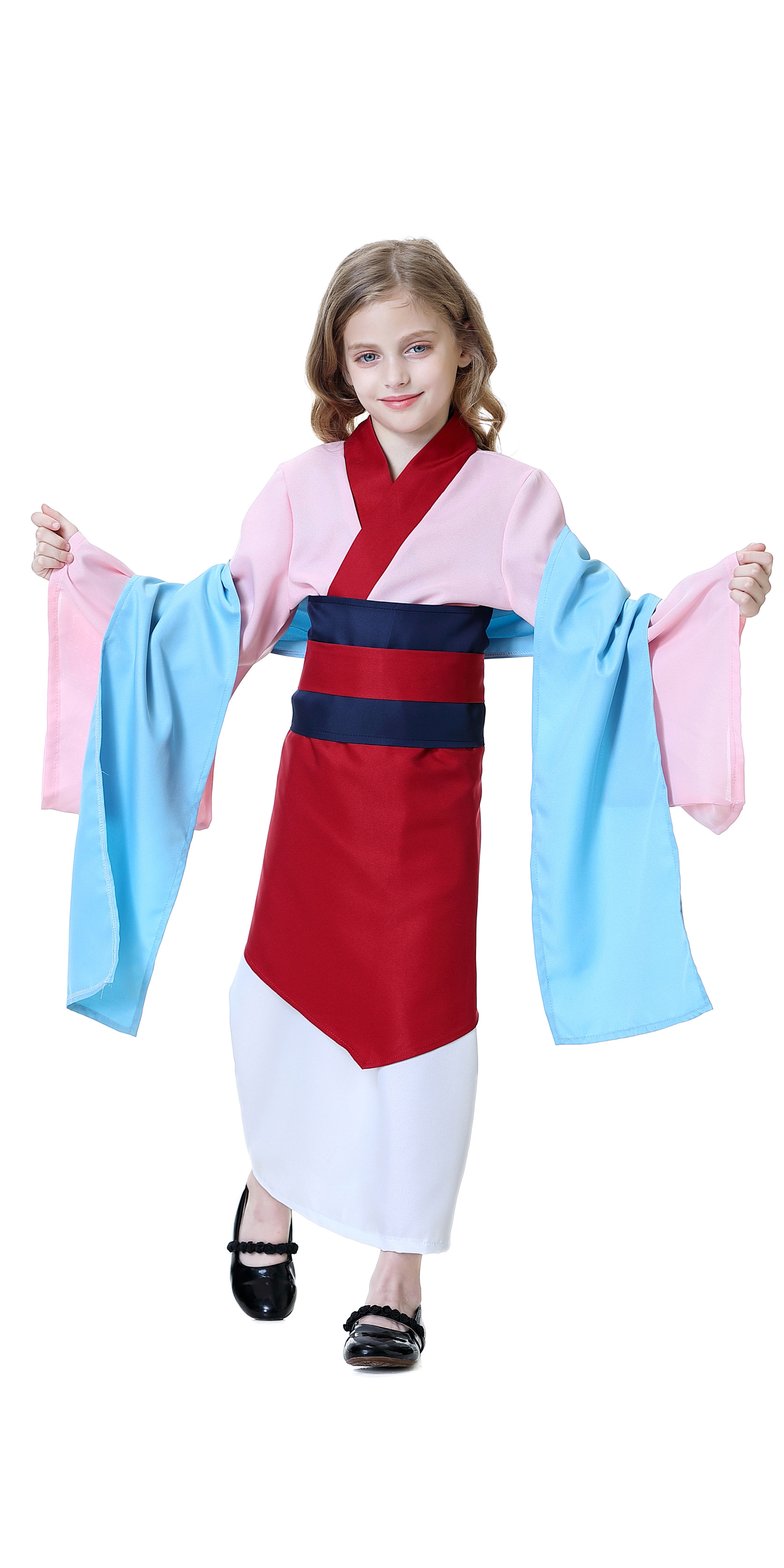 Red Dress Girl Roblox Costume Mulan Costumes Kids Halloween Costumes For Kids Mulan Cosplay Anime Princess Dress Girl Suit Girl Carnival Clothes Movie Girls Costumes Aliexpress