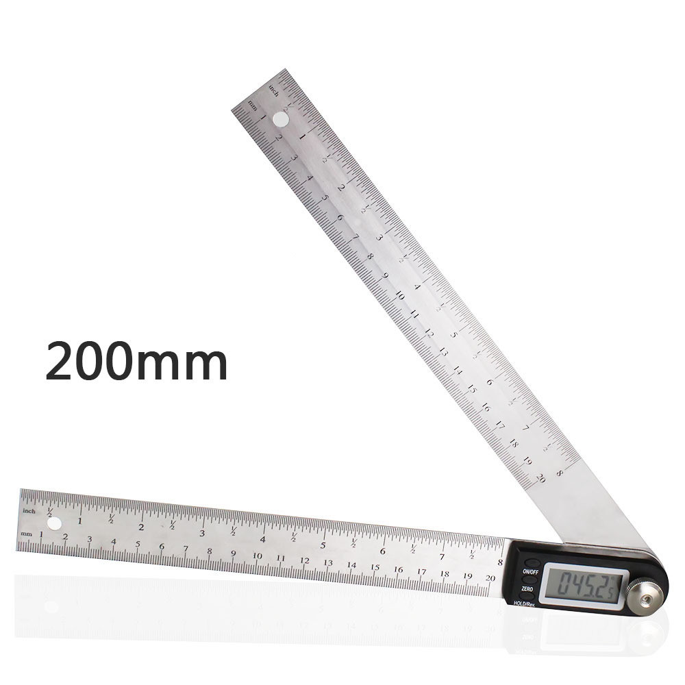 New Multi Angle Divider woodworking Interior Multifunction Goniometer