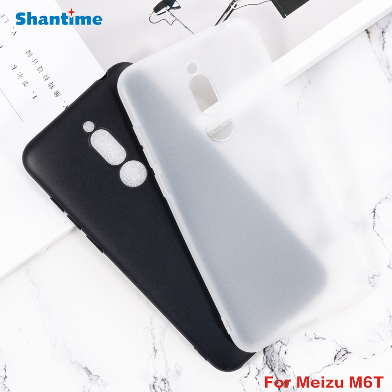 For <font><b>Meizu</b></font> <font><b>M6T</b></font> Gel Pudding Silicone Phone Protective Back Shell For <font><b>Meizu</b></font> <font><b>M6T</b></font> Soft <font><b>TPU</b></font> <font><b>Case</b></font> image