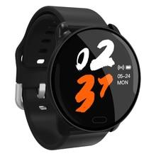 K9 Men Women Sports Pedometer Heart Rate Monitor Smart Watch Message Reminder Bracelet fitness For Honor Xiaomi