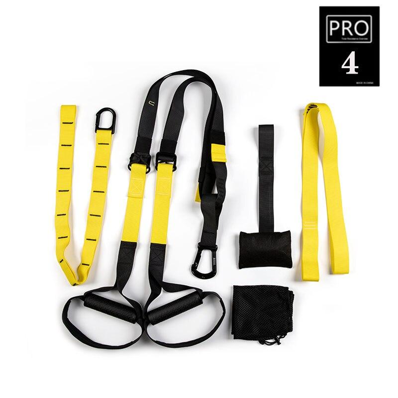 Faixas da resistência da aptidão pendurado cinto equipamentos de treino esporte ginásio treinamento muscular peito ombro exercício puxar corda cintas