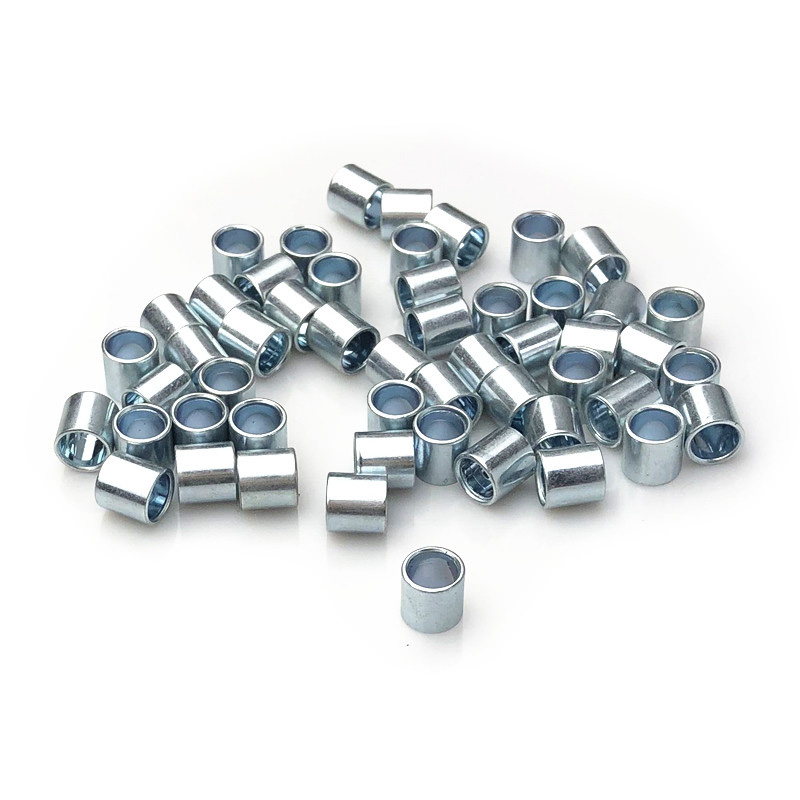 100pcs/lot Skate bearing Spacer  roller skates parts speed skate bearing bushing skating spacer 10.3