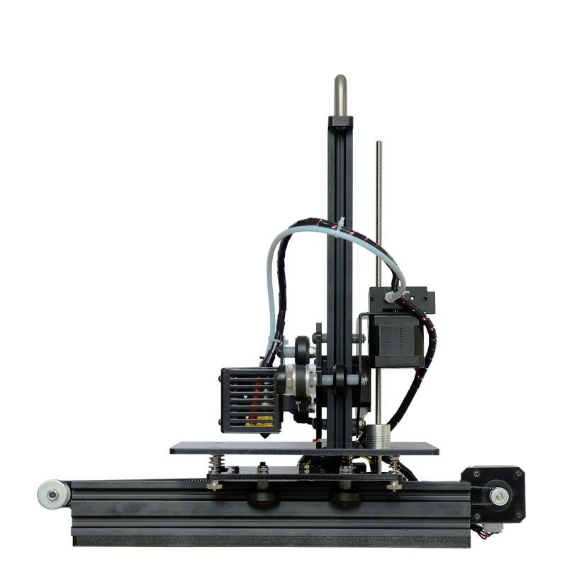 The lowest price printer in AliExpress TRONXY X1 3D Printer  I3 impresora Pulley Version Linear Guide imprimante 3d printer DIY 5