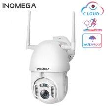 INQMEGA IP kamera WiFi 1080P kablosuz otomatik izleme PTZ hız Dome kamera açık CCTV güvenlik gözetim su geçirmez kamera