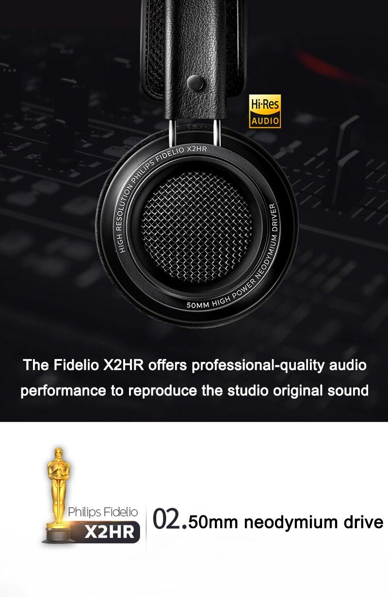 Philips fidelio x2hr fones de ouvido votou