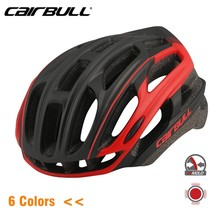 Kask rowerowy Casco kask wyścigowy kask rowerowy Cairbull kask sportowy MTB Bike Ciclismo kask drogowy LED Ultralight tanie tanio Dla dzieci CN (pochodzenie) 20 Super duży rozmiar kasku Helmet cycling Road bike Helmet CPSC With Taillight Racing Bike Helmet