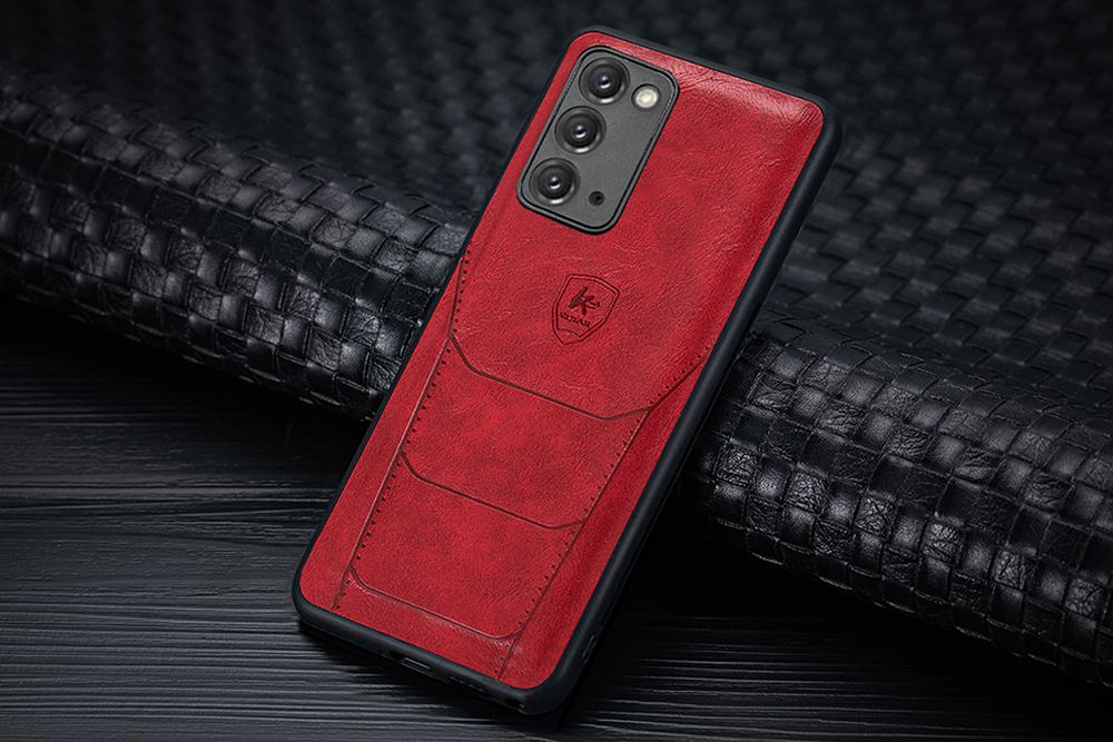 Galaxy NOTE 20 Ultra leather case 11