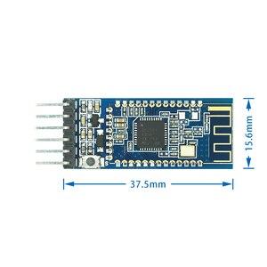 Image 4 - 10 יח\חבילה ב 09 אנדרואיד IOS BLE 4.0 Bluetooth מודול עבור arduino CC2540 CC2541 סידורי אלחוטי מודול תואם HM 10