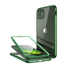 """For iPhone 11 Pro Case 5.8"""" (2019) SUPCASE UB Electro Metallic Electroplated+TPU Full Body Cover with Built in Screen Protector"""