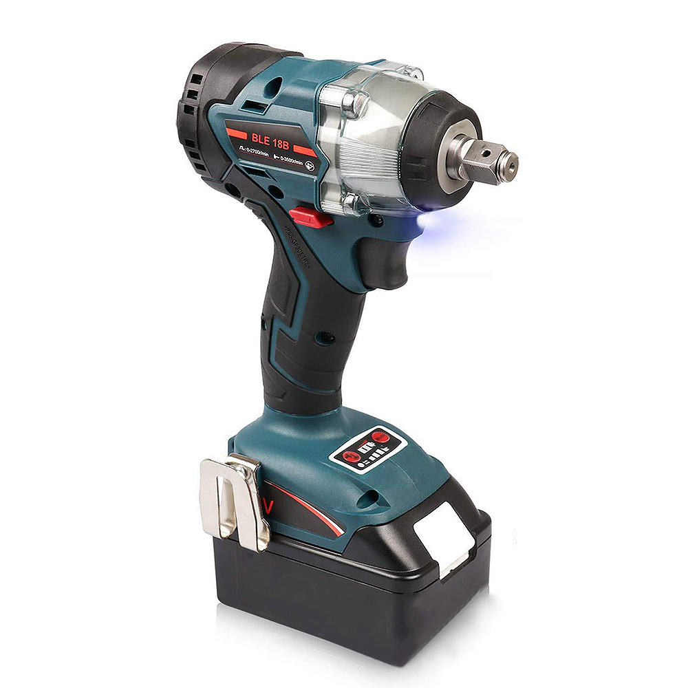 18V Replacement Brushless 1/2 Inch Impact Wrench for Makita DTD152 DTD170 New 18V Impact Driver-in Electric Drills from Tools on