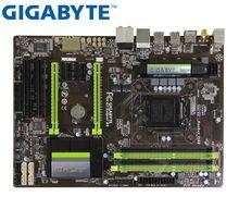 Gigabyte G1.Sniper B5  used desktop motherboard  DDR3 LGA 1150  for I3 I5 I7 16G B85 mainboard boards PC asus p8h61 m plus desktop motherboard h61 socket lga 1155 i3 i5 i7 ddr3 16g uatx on sale