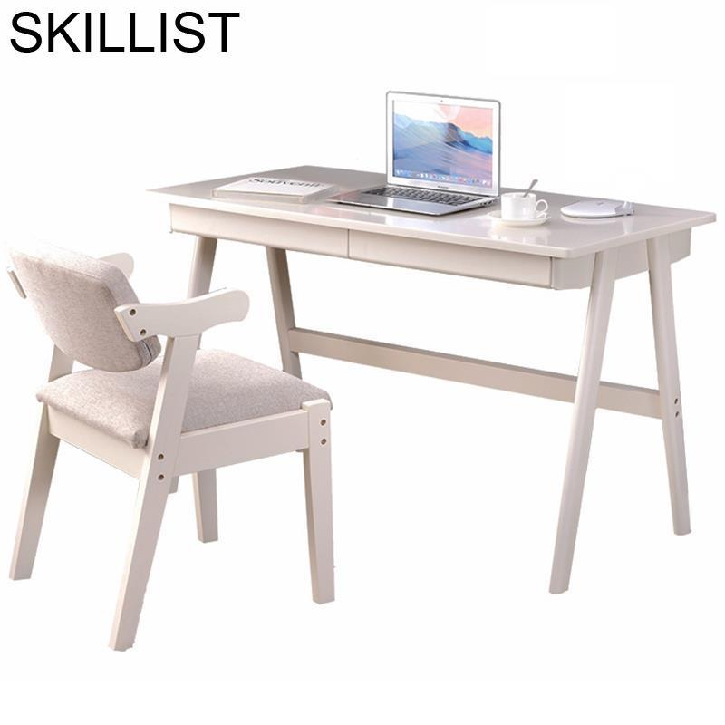 Stand Tisch Mueble Office Furniture Escritorio De Oficina Standing Shabby Chic Laptop Tablo Mesa Study Table Computer Desk Aliexpress