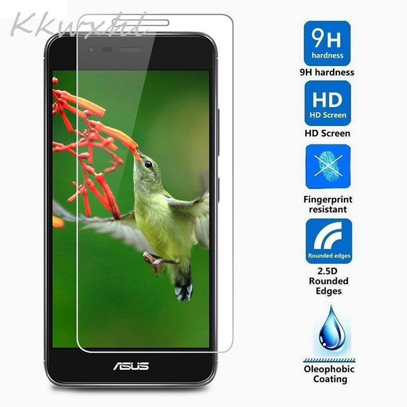 Smartphone 9H Tempered <font><b>Glass</b></font> for <font><b>ASUS</b></font> <font><b>Zenfone</b></font> 3 Max ZC520TL 5.2