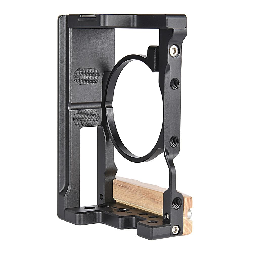 Camera Cage Protection Frame Video Camera Accessory for SONY <font><b>RX100</b></font> VII image