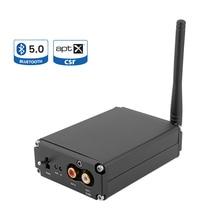 AIYIMA ES9038Q2M 디코더 동축 파이버 DAC CSR8675 블루투스 5.0 APTX 수신기 JRC5532 디코딩 홈 사운드 앰프 DIY