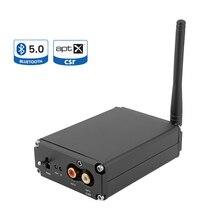 Aiyima ES9038Q2M デコーダ同軸繊維 dac CSR8675 bluetooth 5.0 aptx 受信機 JRC5532 復号化のためのホームサウンドアンプ diy