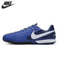 Nova chegada original nike legend 8 pro tf unisex sapatos de futebol tênis