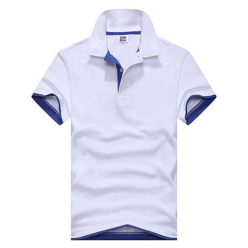 Polo-Shirt T-Ennis Short-Sleeved Cotton Brand New Xs-3xl Esigual Men's