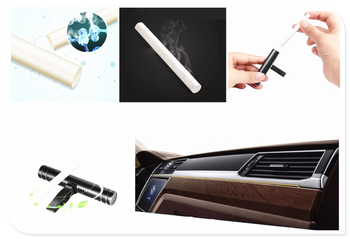 Mini car auto Air Export Aromatherapy Stick Freshener Perfume Supplement for BMW i8 Z4 X5 X4 X2 X3 M5 M2 X6 M6 640i 640d image