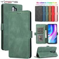 Custodia a portafoglio in pelle Flip per Xiaomi Mi Poco X3 9 CC9 Redmi Note 4 4X 5 6 6A 7 7A 8 8A 8T 9 9S 9C 9A K20 Pro Lite Cover per telefono